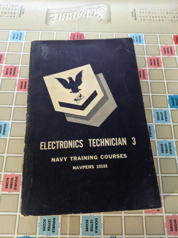 Navy Training Course - Electronics Technician 3 - NAVPERS 10188