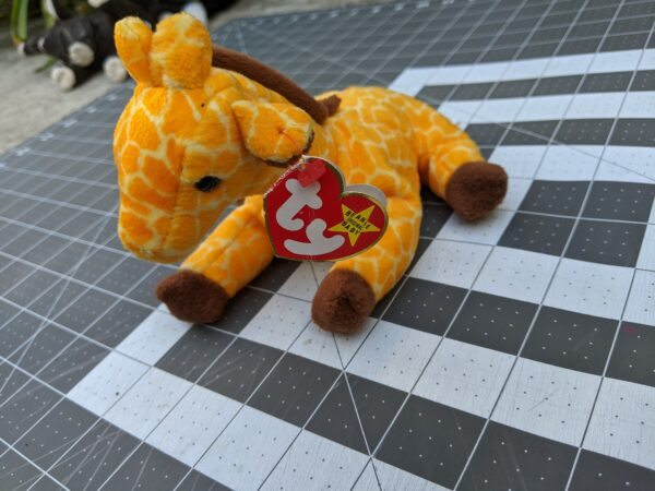 Twigs Beanie Baby, Retired, Very Good Condition, Tags