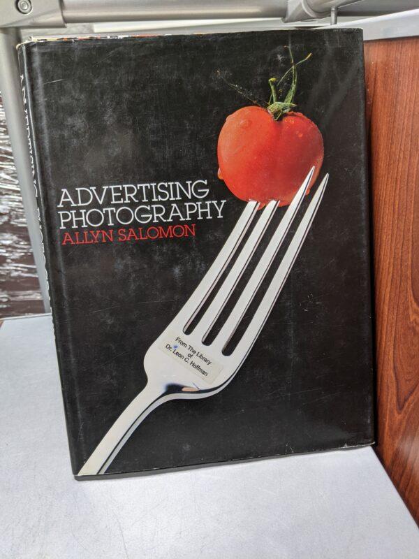 Advertising Photography, Allyn Salomon, 1982