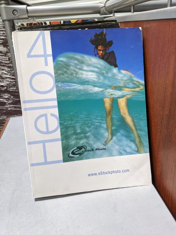 Hello 4: E Stock Photo, estockphoto.com
