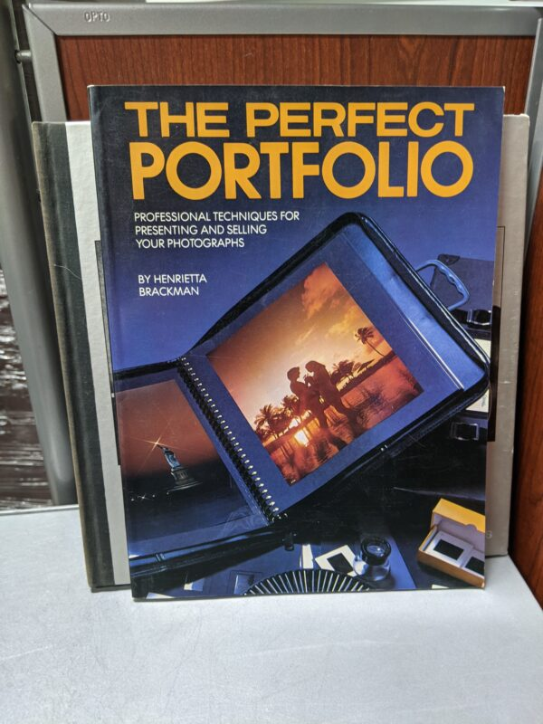 The Perfect Portfolio, Henrietta Brackman, 1984
