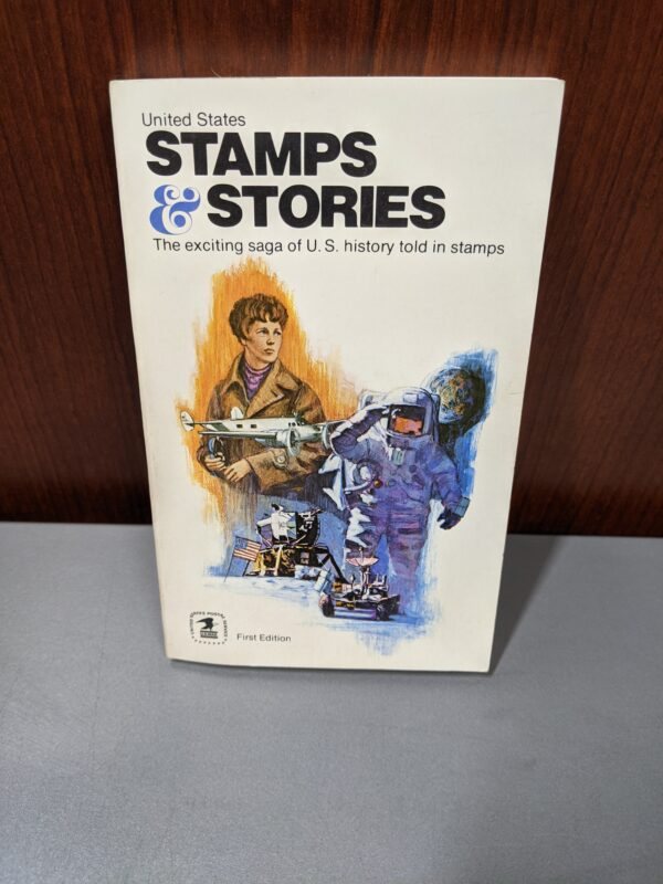 United States Stamps and Stories, USPS, 1972