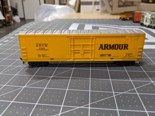 A.R.L.X. 754 - Armour - HO Scale Box Car