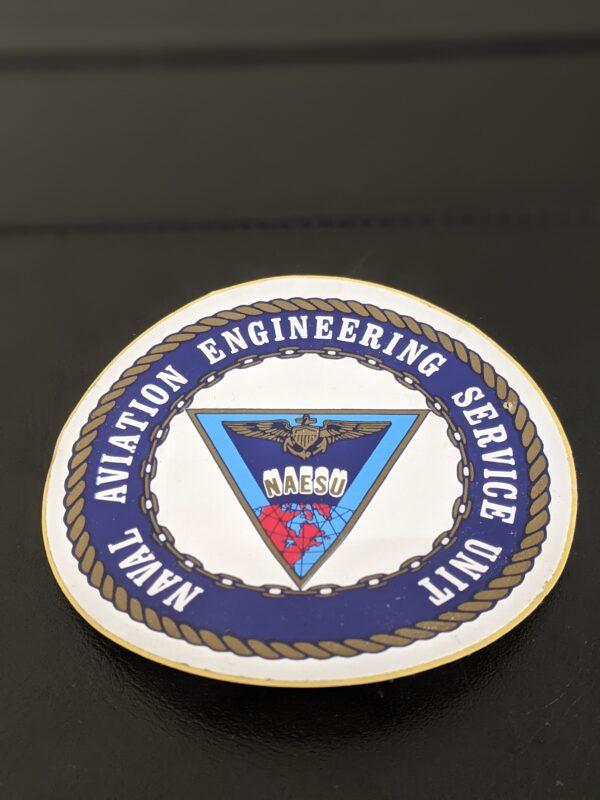 Nava Aviation Engineering Service Unit Decal