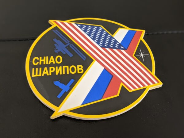 NASA Expedition 10 Mission Decal