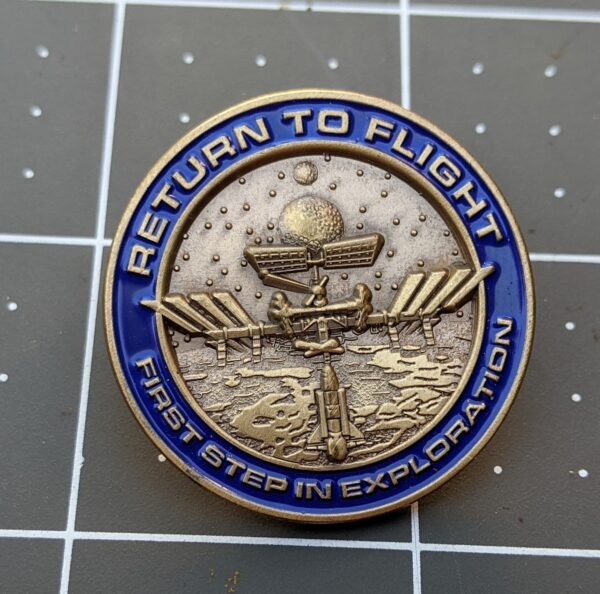 Return to Flight - First Step In Exploration - NASA Space Shuttle RTF Official Commemorative Edition 2 - 2005