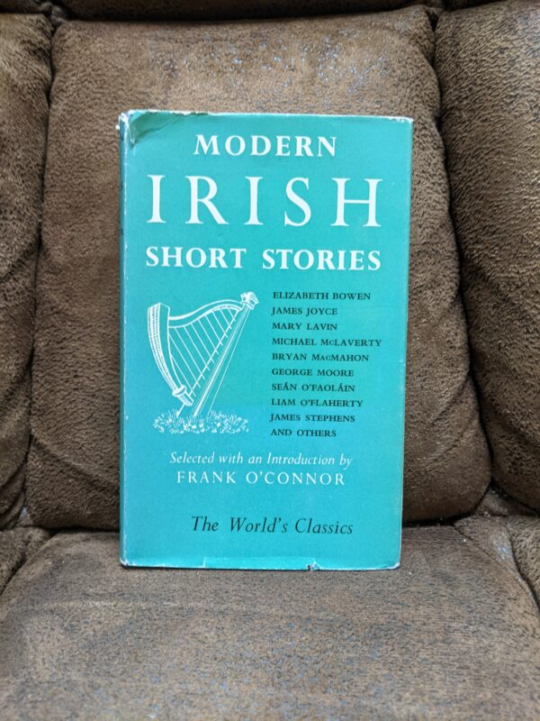 Modern Irish Short Stories compiled by Frank O'Connor 1968