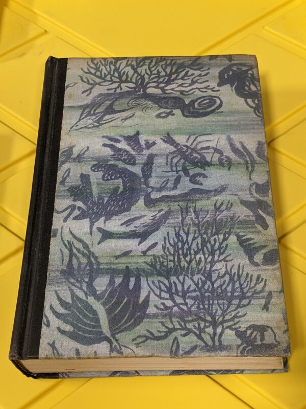 Twenty-Thousand Leagues Under The Sea by Jules Verne 1946 Rainbow Classics