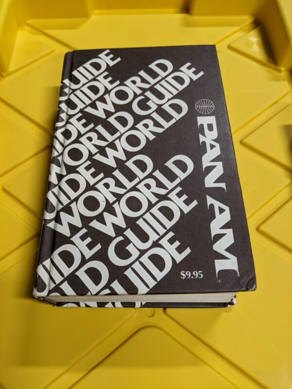Pan Am World Guide 26th Edition 1982
