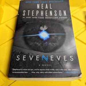 Seveneves: A Novel by Neal Stephenson 2016