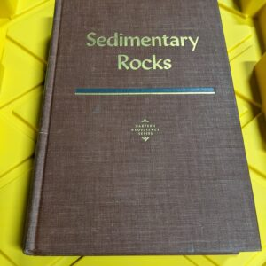 Sedimentary Rocks by F. J. Pettijohn 1949
