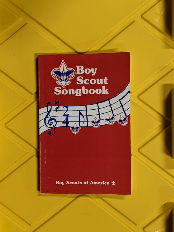 Boy Scout Songbook by Boy Scouts of America 1988