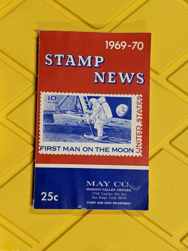 Stamp News: 1969-70