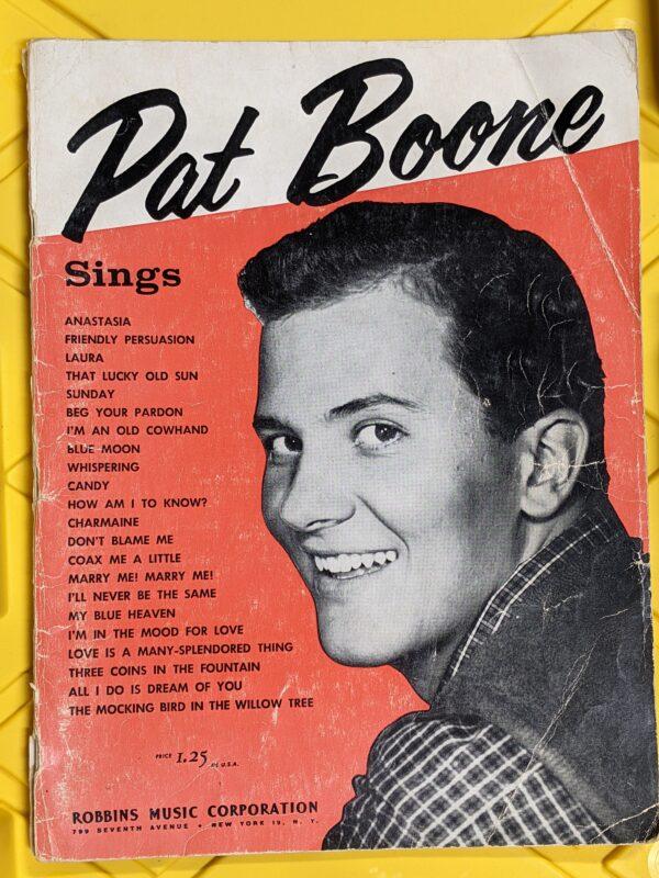 Pat Boone Sings 1957